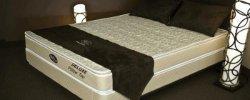 Pillow top mattress ..