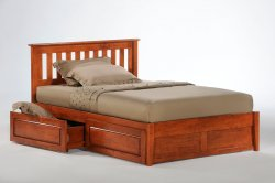 Rosemary storage bed