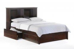 Vanilla Storage Bed